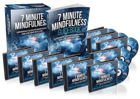 7 Minute Mindfulness Book
