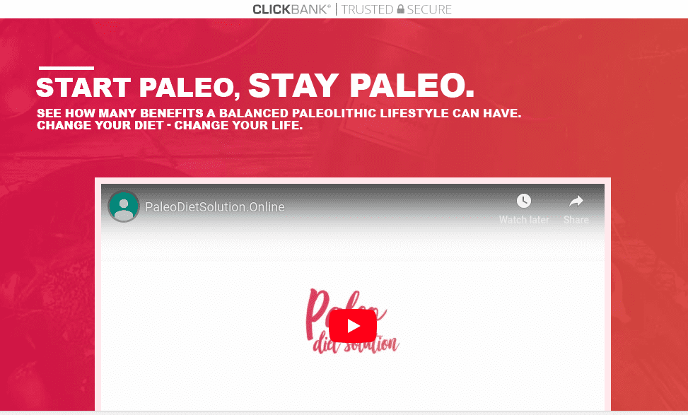 paleo diet solution review