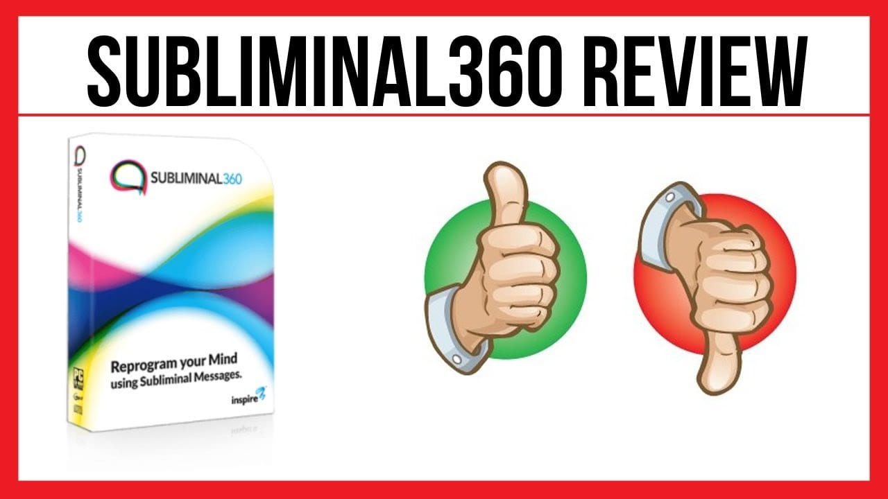 Subliminal360 Review- The Real Truth Behind Inspire3's Program?
