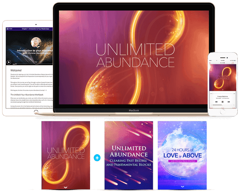 Unlimited Abundance Book