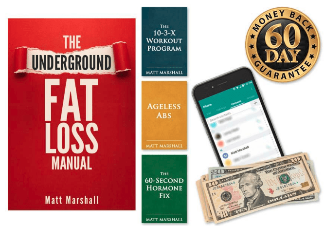 The Underground Fat Loss Manual Discount