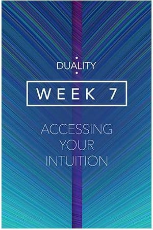 Duality-Accessing Your Intuition