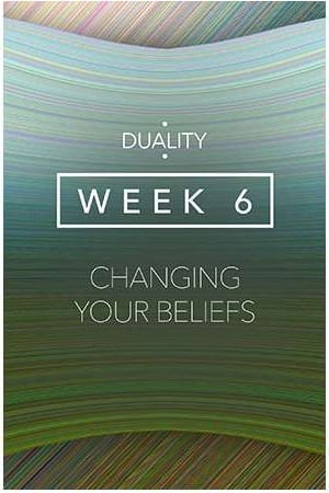 Duality-Changing Your Beliefs
