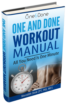 One and Done Workout Program